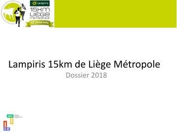 Lampiris 15km de Liège Métropole
