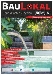 BauLokal Magazin Sauerland Ausgabe 2018.2 Frühling