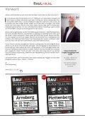 BauLokal Magazin Sauerland Ausgabe 2018.2 Frühling - Page 4