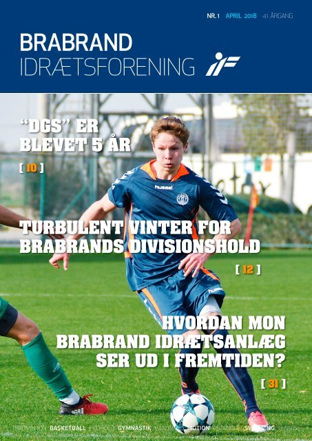 Brabrand If Klubblad nr. 1 / 2018