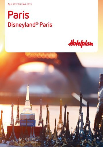 HOTELPLAN ParisDisneylandParis 1213