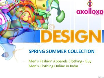 Online Shopping for men from Trendy Clothing Store in India