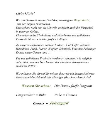 "Zweigelt Seeberg ""Reserve"" - Felsengartl"