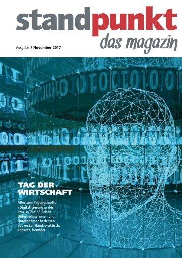 Standpunkt – das magazin 2017