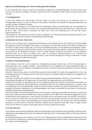AGB ADAC Wohnwagen-Vermietung