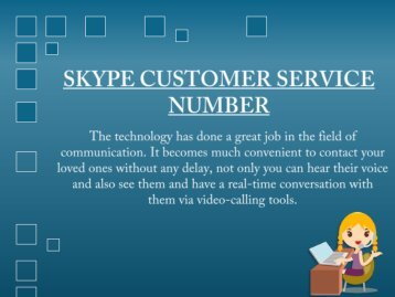 +1-855-676-2448 How to Contact Skype Support, Contact Skype, Contact Skype Customer Service
