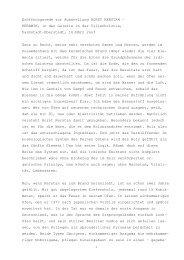 Eröffnungsrede zur Ausstellung HORST KERSTAN – KERAMIK, in ...