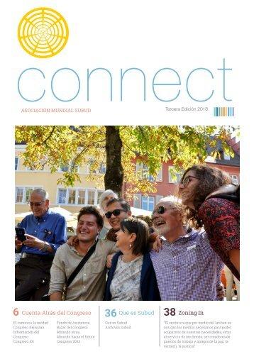 Connect Magazine 2018 ESP