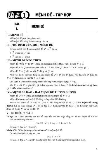 Dethithpt.com [ Published in 2017 ] - Bài tập trắc nghiệm lớp 10 (8 TOPICS) - FULLTEXT - Có lời giải (455 trang)