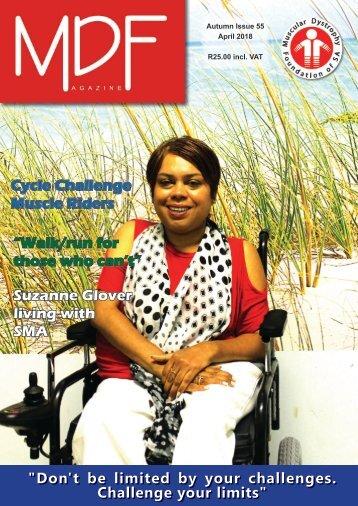 MDF Magazine Newsletter Issue 55 April 2018