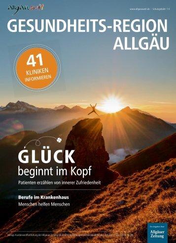Gesundheitsregion Allgäu