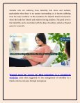 Buy HCG Pregnyl Injections Online to get off Infertility Disorder - Page 2