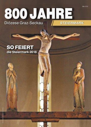 800 Jahre Diözese Graz-Seckau 2018-03-25