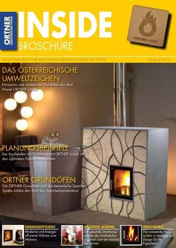ORTNER Inside Broschüre 072012.Version HP.indd - Ortner GmbH