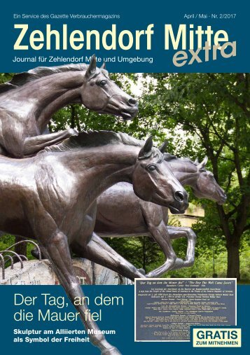 Zehlendorf Mitte extra APR/MAI 2017