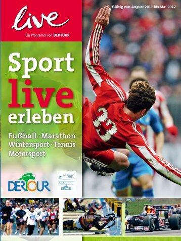 DERTOUR Livefussballwintersport Wi1112
