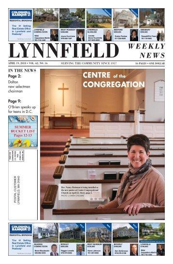 Lynnfield 4-19