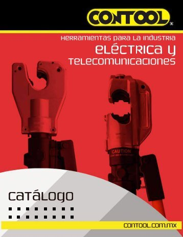 Catalogo CONTOOL 2018