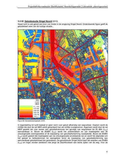 Projectdefinitie masterplan Slachthuissite - Noordschippersdok - Lobroekdok