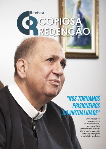 Revista Copiosa Redenção abril 2018
