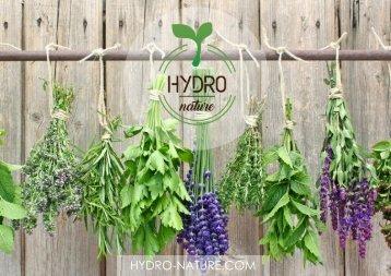 Catálogo Hydro Nature