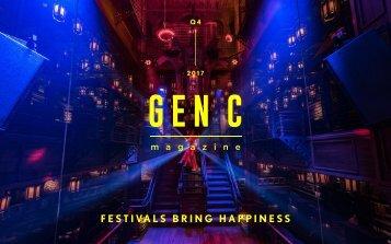 GEN C Magazine : FESTIVALS BRING HAPPINESS.