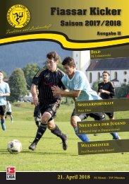 FCF Stadionzeitung 2018_04_21_Pfronten_WEB