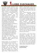 Stadionzeitung TSV Buchbach - SpVgg Bayreuth - Seite 6
