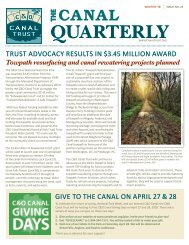 Canal Quarterly Winter 2018 FINAL web