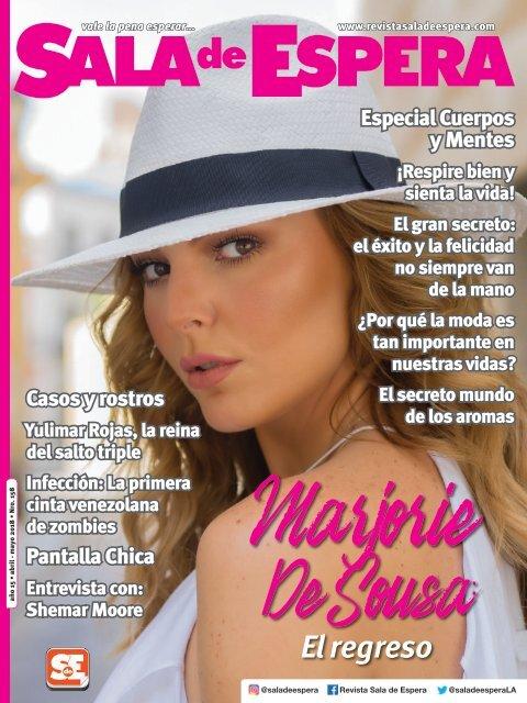 Revista Sala de Espera Venezuela Nro. 158 abril-mayo 2018