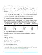 West Lake CAG NRRB Submission REVISED ADDENDUM  January 4 2018 - Page 2