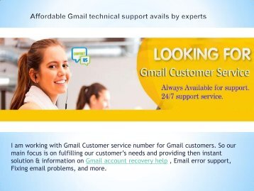 Affordable Gmail account recovery by experts