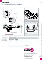 Roboterhalterung iCAT mini - Seite 6