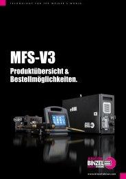 Bestellunterlage MFS-V3