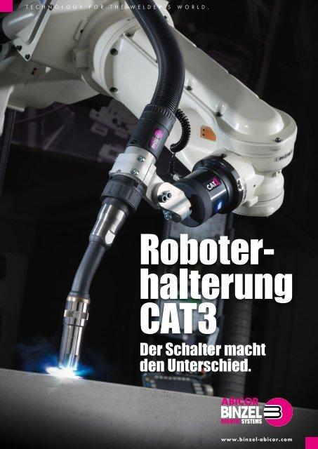 Roboterhalterung CAT3