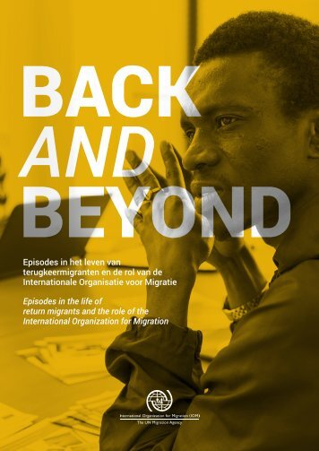 BACK AND BEYOND_IOM MIGRANT STORIES