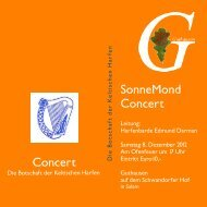 SonneMond Concert Dezember 2012 - guthausen.org