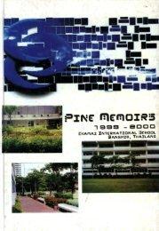 2000 Pine Memoirs