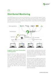 Distributed Monitoring mit Wotan Umbrella