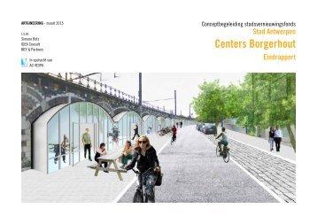 Eindrapport centers Borgerhout