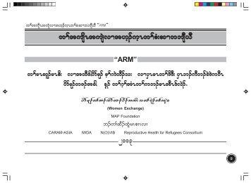 ARM (Automatic Response Mechanism) 2003