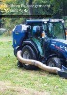 ISEKI Traktoren TG 6000 Broschüre - Seite 2