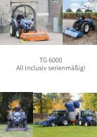 ISEKI Traktoren TG 6000 Broschüre - Seite 4