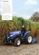 ISEKI Traktoren TG 6000 Broschüre - Seite 6