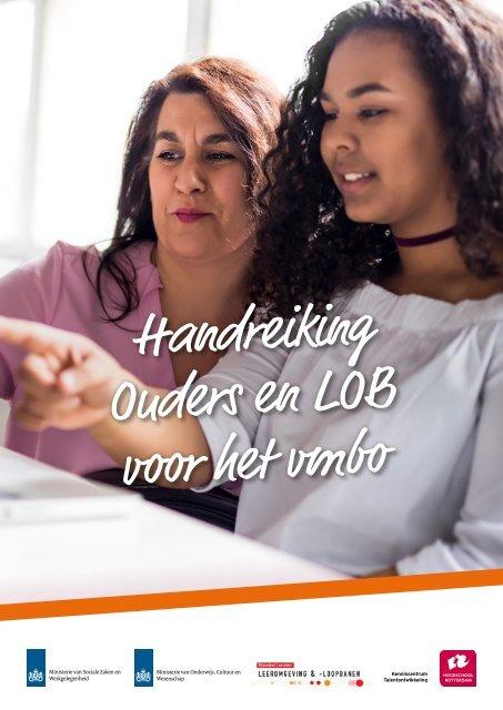 Handreiking Ouders en LOB - vmbo