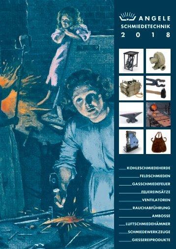 Angele Schmiedetechnik Katalog 2018