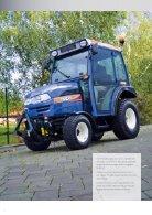 ISEKI Traktorserie TH 4005 - Page 2