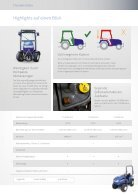 ISEKI Traktorserie TH 4005 - Page 3