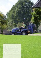 ISEKI Traktor TXG 237 Broschüre - Page 2