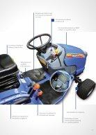 ISEKI Traktor TXG 237 Broschüre - Page 5